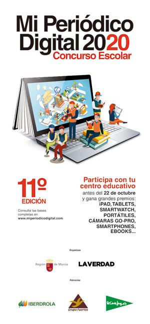 Cartel Mi Periódico Digital 2020