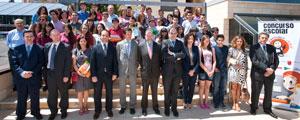 Entrega de premios III concurso 'Mi Peri�dico Digital'